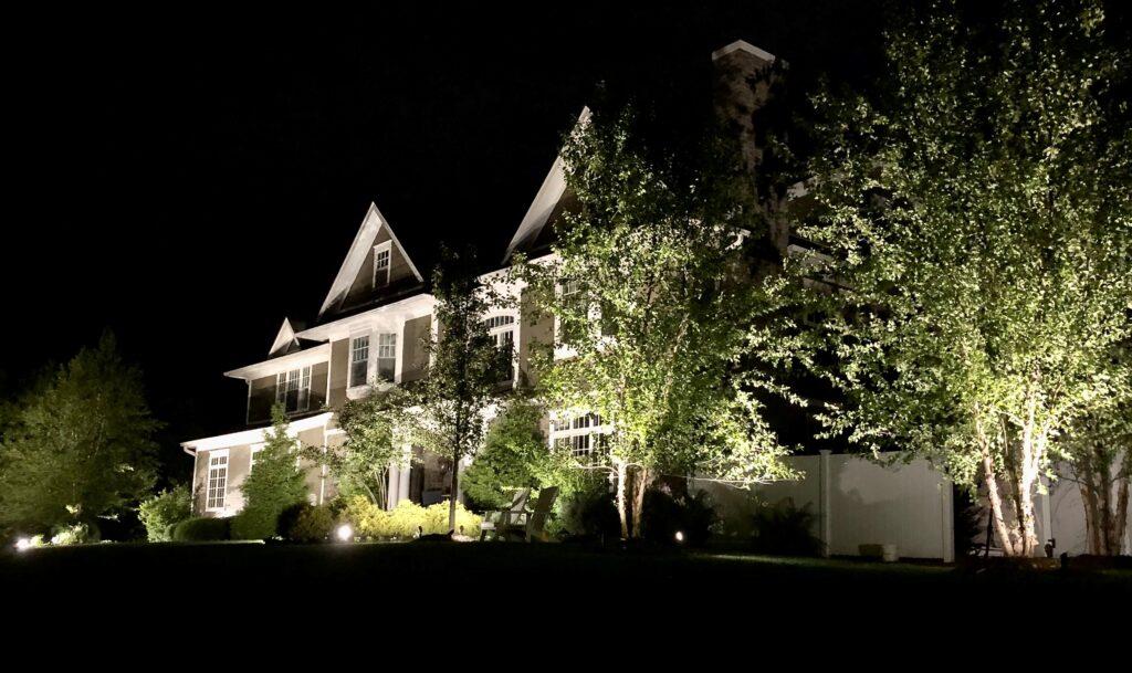 Outdoor Landscape Lighting Florham Park NJ