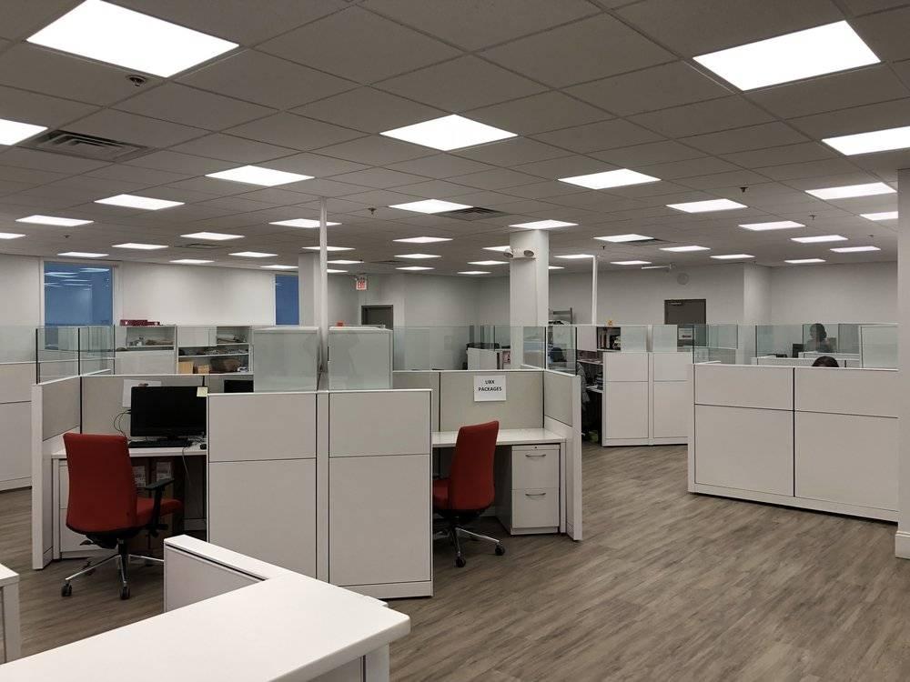 Commercial Lighting Design