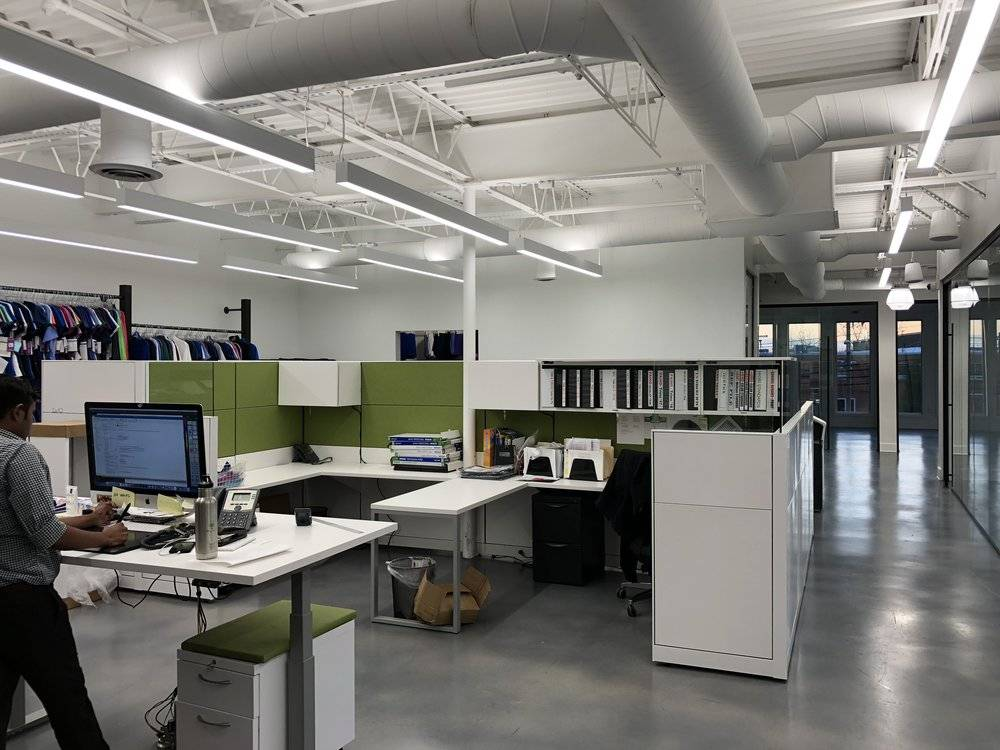 Office Lighting Design