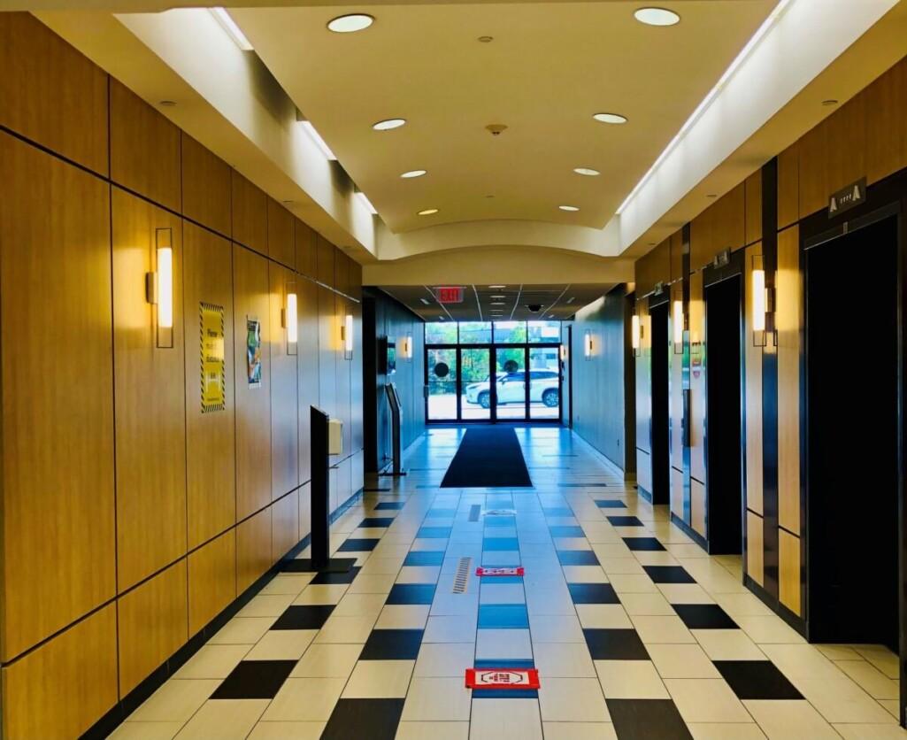office building lighting Roseland NJ