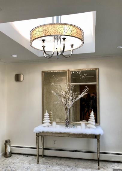 Entrance Lighting Design