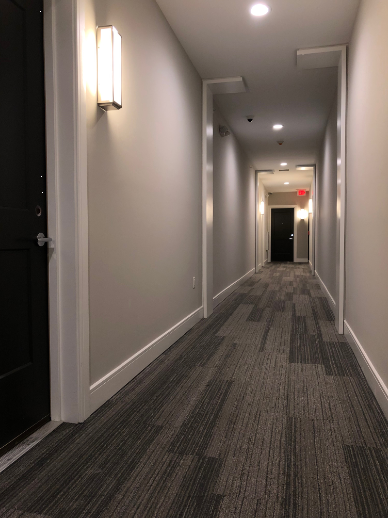 Hallway Lighting Design